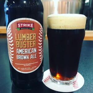 Lumber Buster - Strike Brewing Co.
