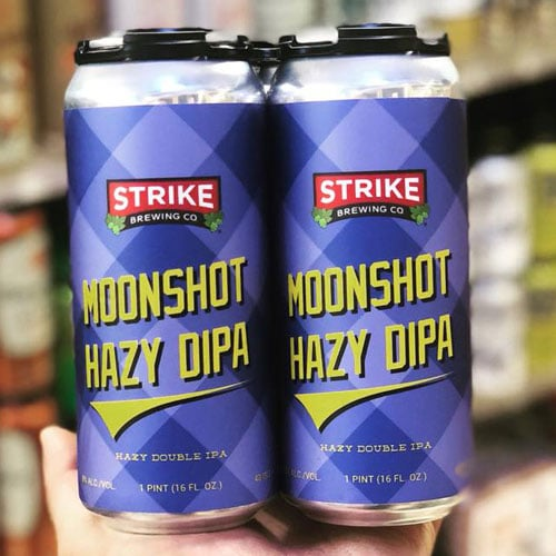 Moonshot - Strike Brewing Co.