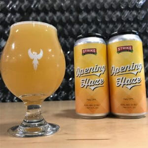 Opening Haze - Strike Brewing Co.