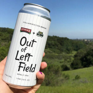 Out of Left Field - Strike Brewing Co.