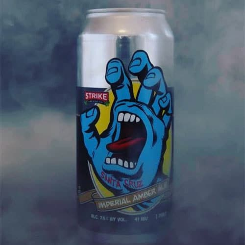 Screaming Hand - Strike Brewing Co.