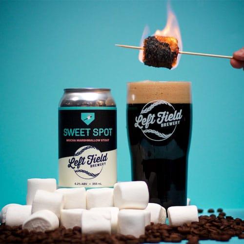 Sweet Spot - Left Field Brewery