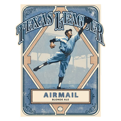 Airmail - Texas Leaguer Brewing