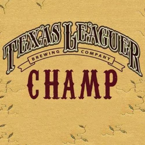 Champ – Texas Leaguer Brewing