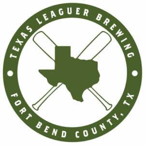 Texas Leaguer Brewing logo