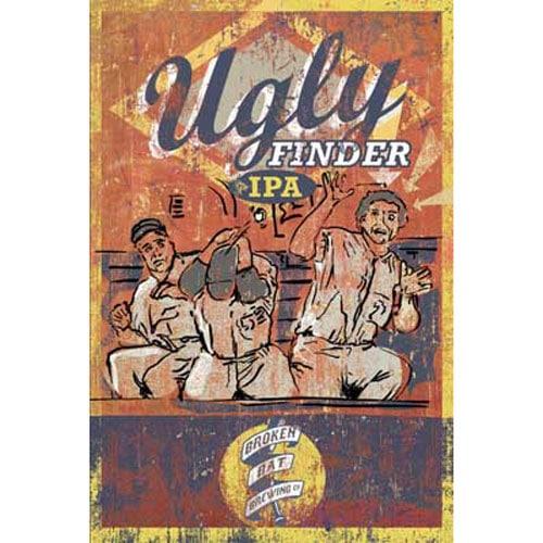 Ugly Finder - Broken Bat Brewing Co.