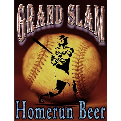 Grand Slam Homerun - Vermont Pub Brewery