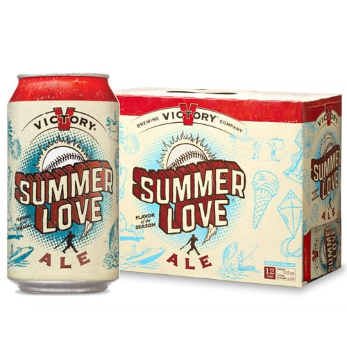 Summer Love Ale - Victory Brewing Company