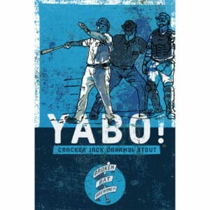 Yabo! - Broken Bat Brewing Co.