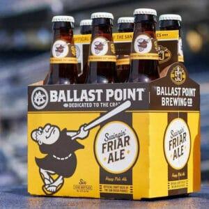 Swingin' Friar Ale - Ballast Point Brewing