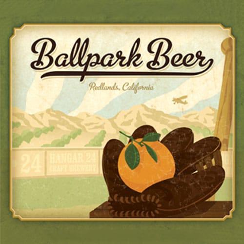 Ballpark Beer – Hanger 24 Brewing