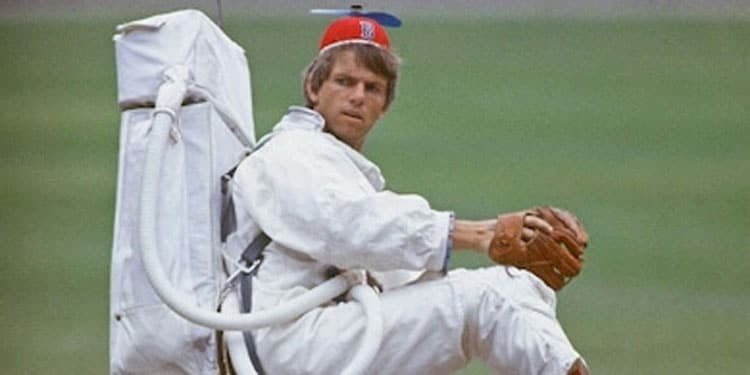"""Bill Lee """"The Spaceman"""""""