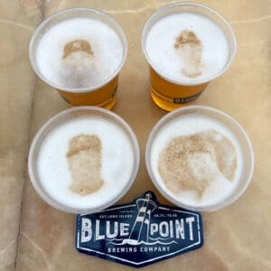New York Yankees Players Images in Foam – Blue Point Brewing