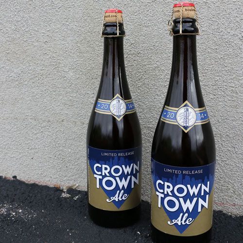 Crown Town Ale – Boulevard Brewing