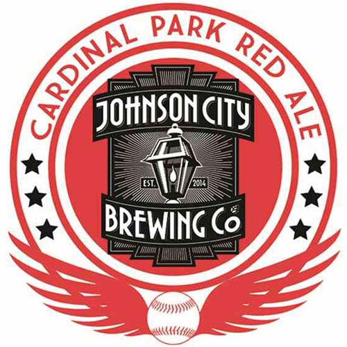 Cardinal Park red Ale – Johnson City Brewing