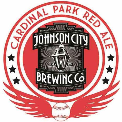 Cardinal Park red Ale – Johnson City Brewing