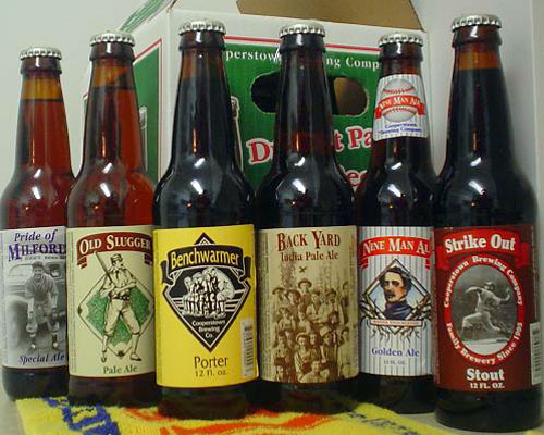 Cooperstown Brewing – Original Labels
