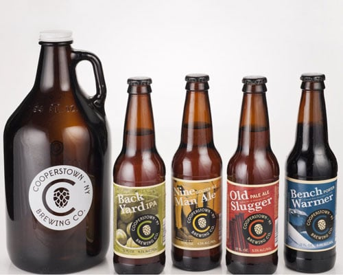 Cooperstown Brewing – Second Label Design