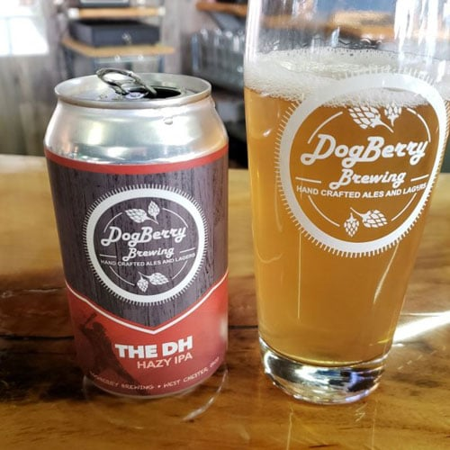 The DH Hazy IPA – Dogberry Brewing