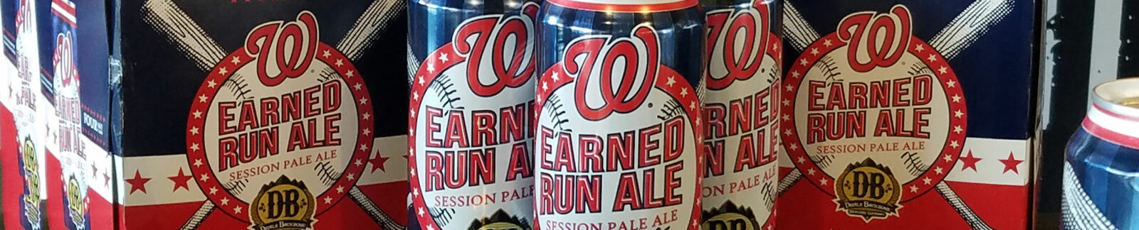 Earned Run Ale header
