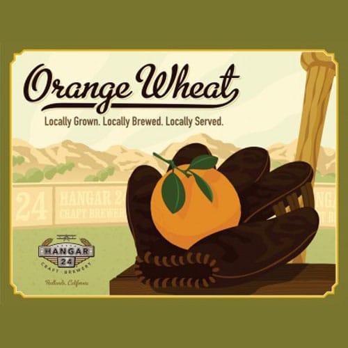 Orange Wheat – Hangar 24