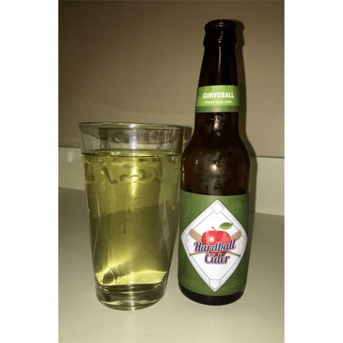 Curveball – Hardball Cider