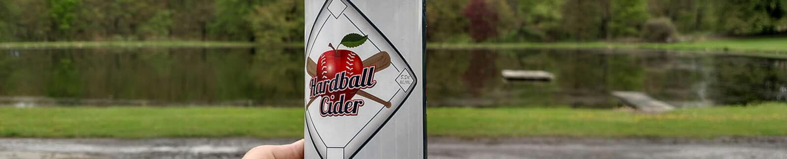 Hardball Cider header