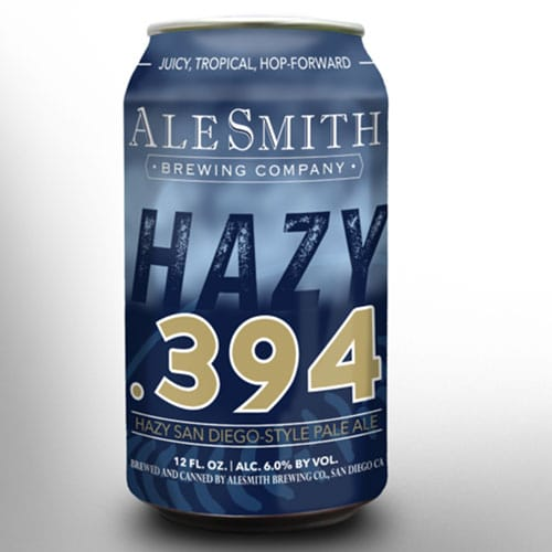 Hazy .394 – Alesmith Brewing