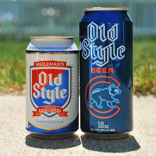 Old Style Beer – Heileman's