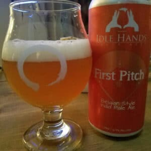 First Pitch IPA – Idle Hands