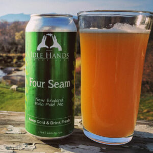 Four Seam New England IPA – Idle Hands