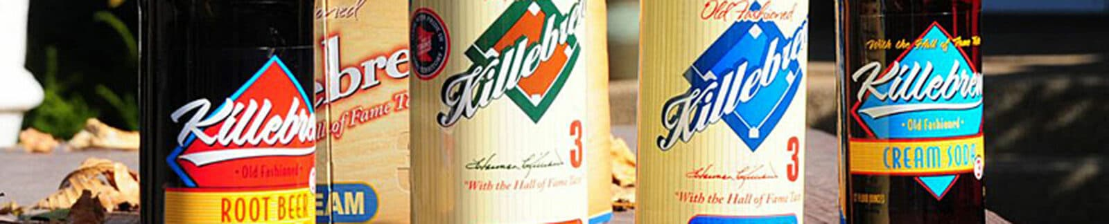 Killebrew Root Beer header