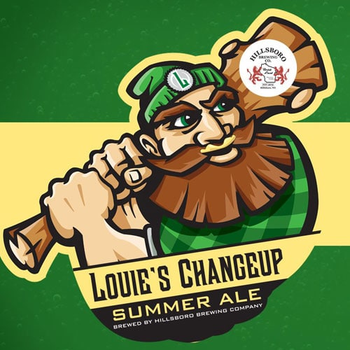 Louie's Change Up – Hillsboro Brewing Company