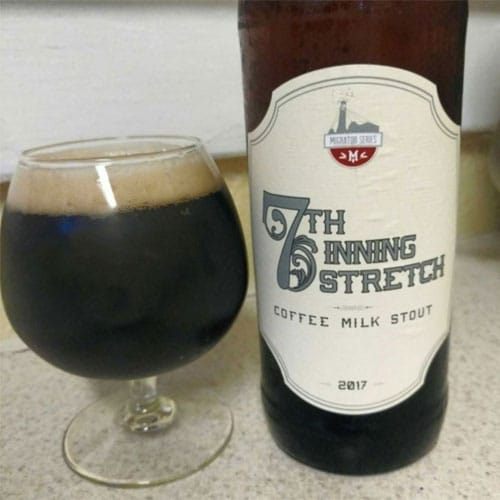 7th Inning Stretch Coffee Milk Stout – Migration Brewing