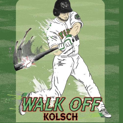 Walk Off Kolsch – O'Connor Brewing