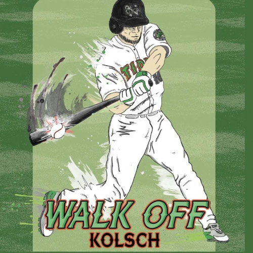 Walk Off Kolsch – O'Connor Brewing