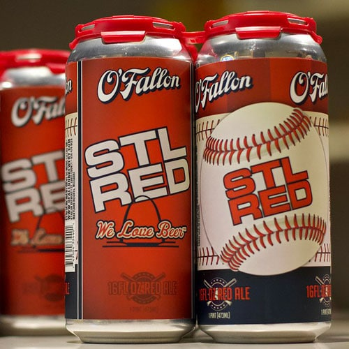 STL RED Ale – O'Fallon Brewery