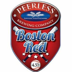Boston Red Ale – Peerless Brewing Company