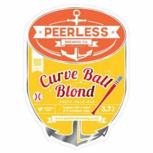 Curve Ball Blond – Peerless Brewing Company