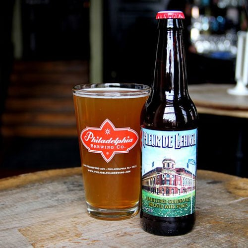Fleur De Lehigh – Philadelphia Brewing Co.