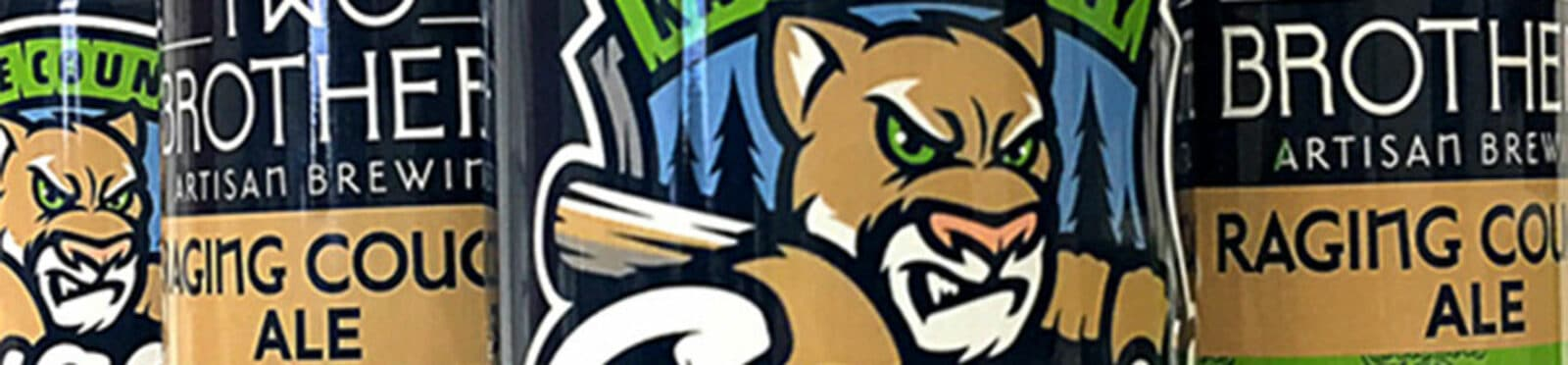 Raging Cougar American Pale Ale header
