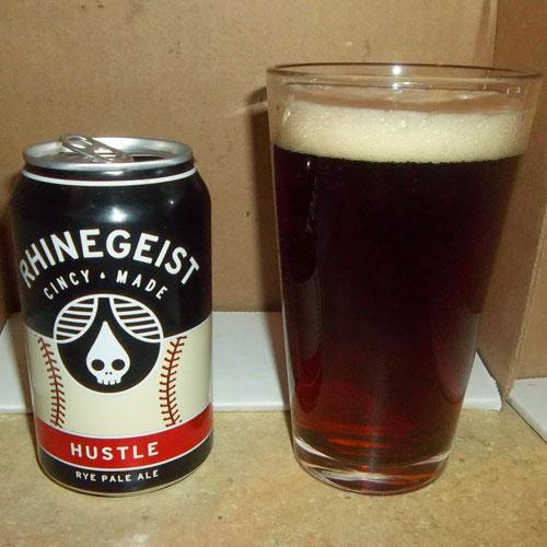 Hustle Rye Pale Ale – Rhinegeist Brewery