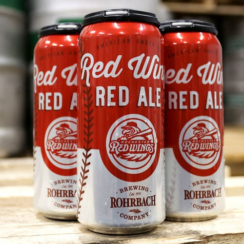 Red Wing Red Ale – Rohrbach Brewing Company