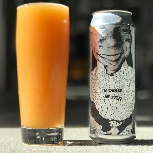 I'm Derek Jeter – The Veil Brewing Company