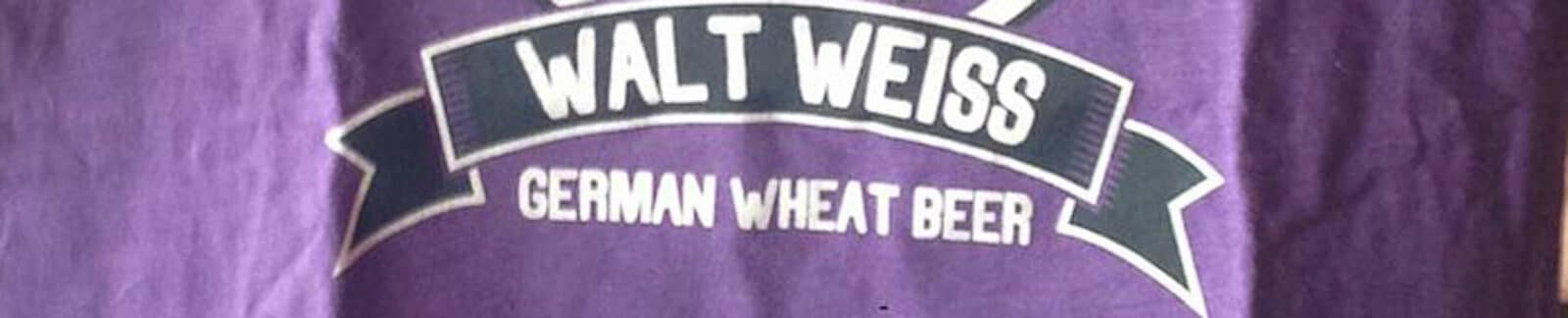 Walt Weiss German Wheat Beer header