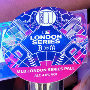 MLB London Series Pale Ale – Mondo Brewing