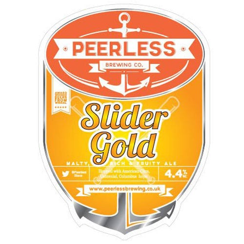 Slider Gold – Peerless Brewing