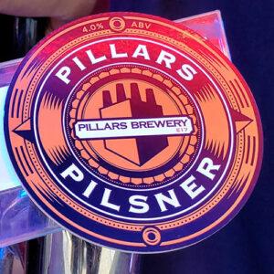 Pillars Pilsner – Pillars Brewery
