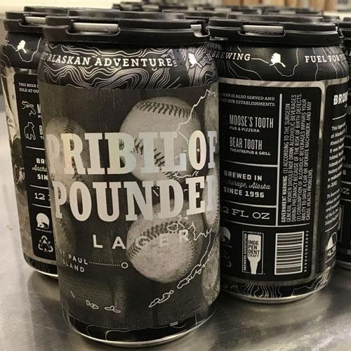 Pribilof Pounder – Broken Tooth Brewing