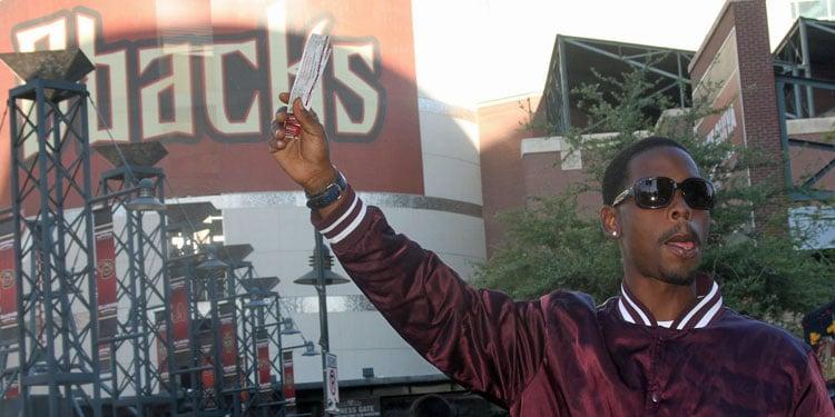 Scalper Selling Arizona Diamondbacks Tickets